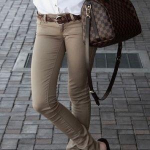 Aero Skinny Twill Pants